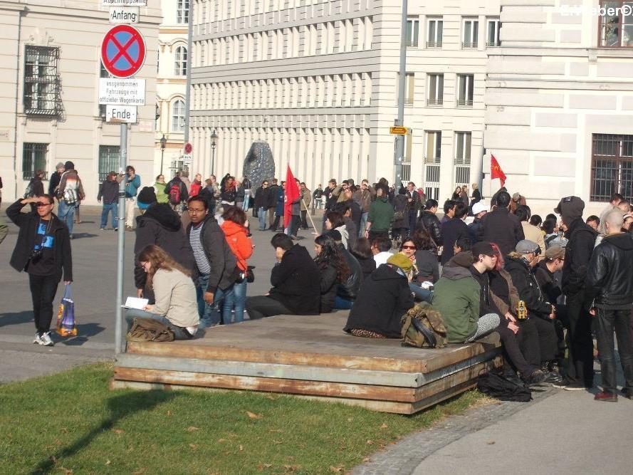 Bereits am Donnerstag dementierte die Polizei die für Samstag geplante Demo.
