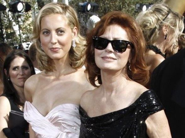 Eva Amurri und Susan Sarandon bei den Emmy Awards