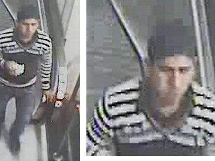 Wer kennt diesen Mann, der in Meidling ein Smartphone raubte?