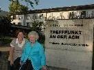 Marianne Gleeson und  Tochter StR M.L. Hinterauer schätzen das Angebot der Tagesbetreuung.