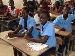 Mit dem Erlös wird die Ausbildung von senegalesischen Kindern und Jugendlichen gefördert.