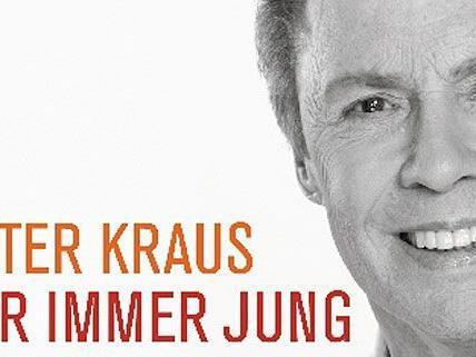 Peter Kraus präsentiert und signiert am Dienstag sein neues Buch in Wien