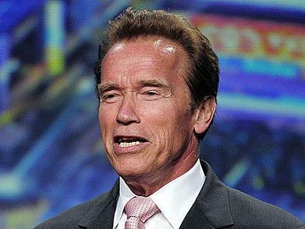 Arnold Schwarzenegger wurde Opfer eines Telefonstreichs von Ö3-Callboy Gernot Kulis
