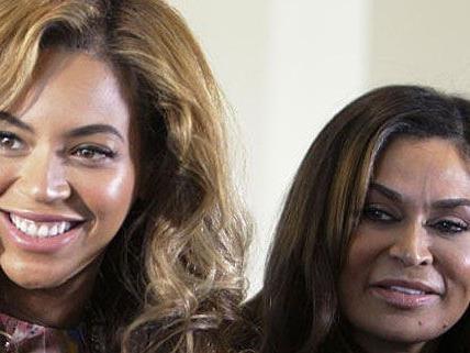 Beyoncé und ihre Mutter Tina freuen sich schon auf das Baby.