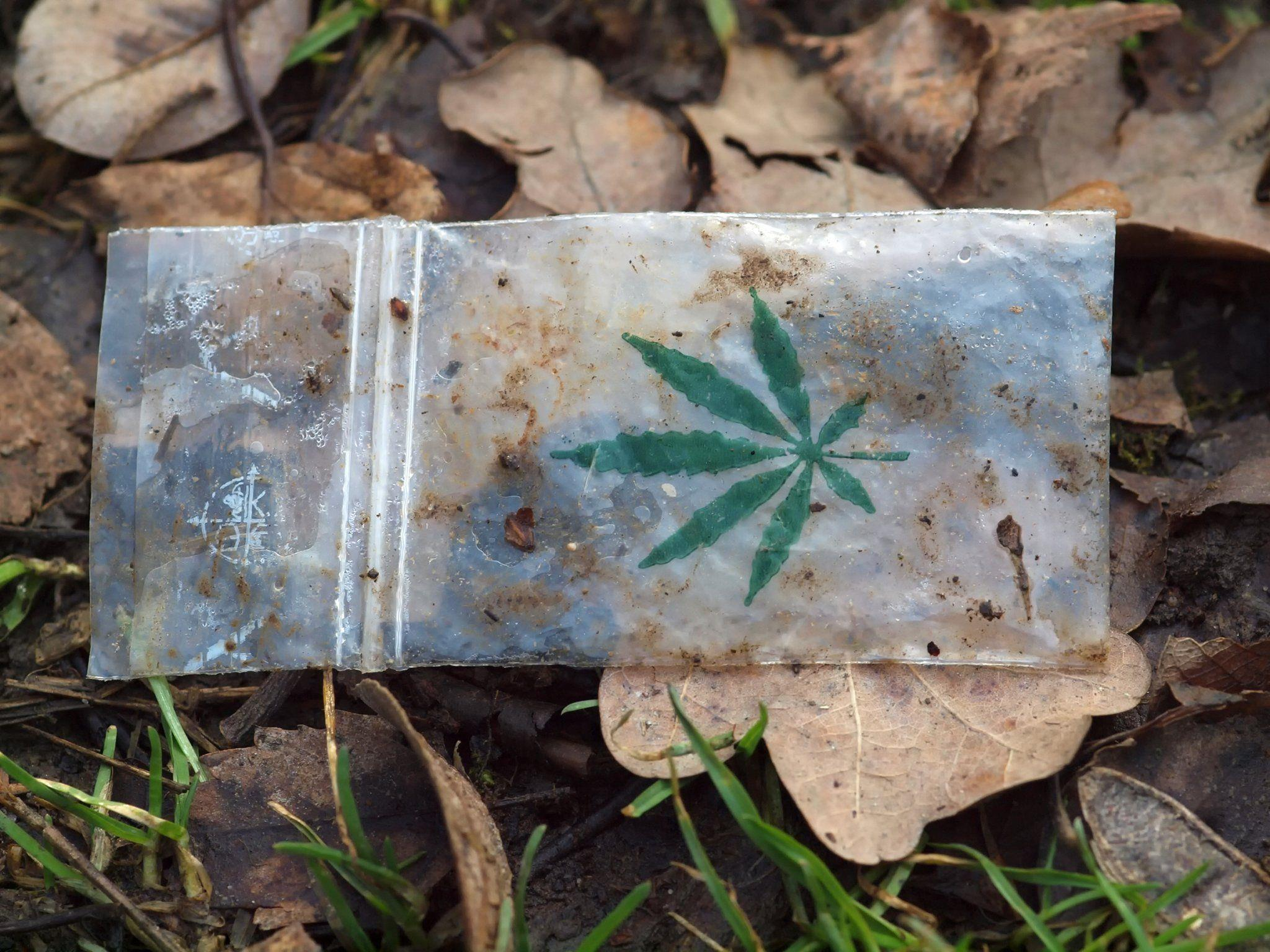 Trockene Zeiten für viele Kiffer: 37 Kilo Cannabis wurden beschlagnahmt.