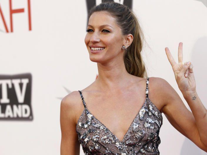 Gisele Bündchen: Neues Gesicht für 'Givenchy'?
