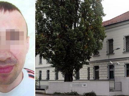 Der geflohene Häftling aus Hirtenberg konnte in Wien-Neubau festgenommen werden.