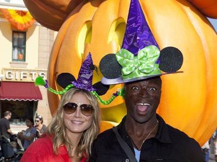 """Heidi Klum wird zur diesjährigen Halloween-Party """"nackt"""" erscheinen."""