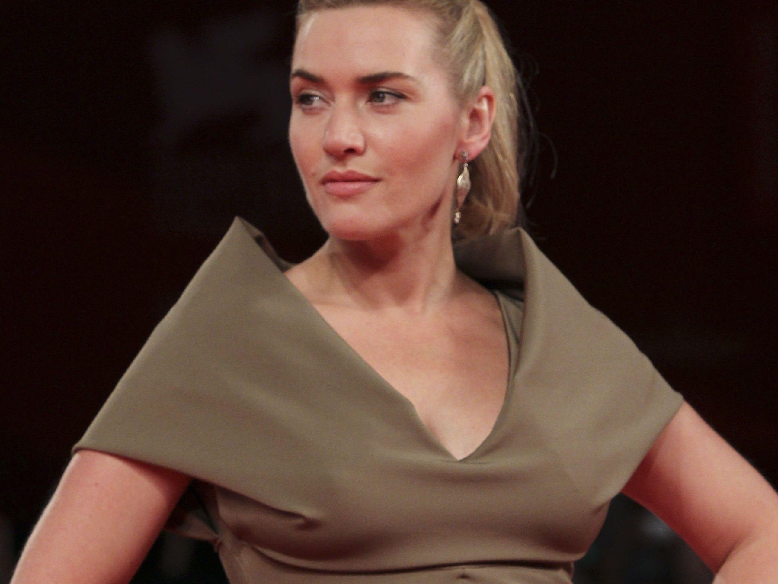 """Kate Winslet stieß 2009 als Sprecherin von """"A mother's courage"""" auf das Thema"""