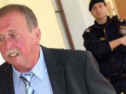 Ludwig Koch ist am Mittwoch in Wien verhaftet worden.