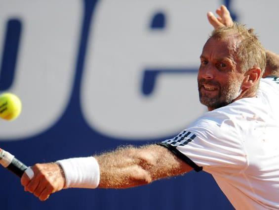 Österreichs Tennisstar wirft das Racket: Thomas Muster hört auf.