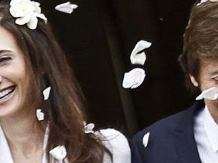 Paul McCartney hat zum dritten Mal Ja gesagt