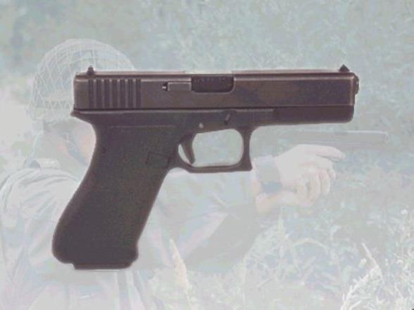 Die Glock P80