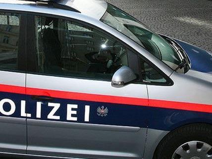 Die Polizei nahm die beiden Einbrecher noch vor Ort fest.