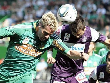 Das Wiener Derby wird auch diesen Sonntag wieder zu einem risikoreichen Match.