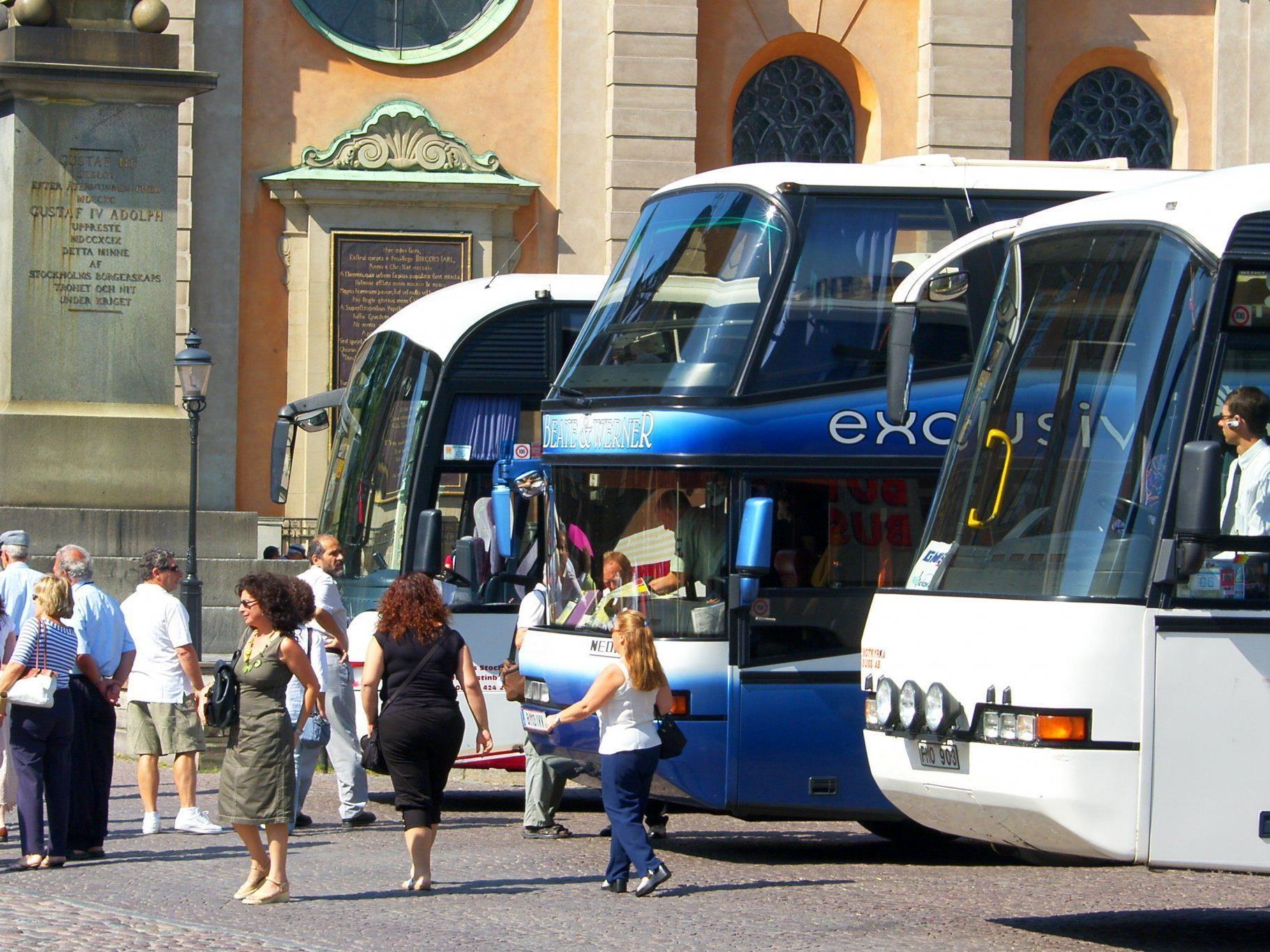 Im Advent gibt es neue Regelungen für Reisebusse.