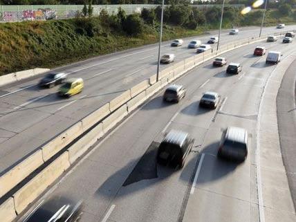 Polizei im BUrgenland istmit Autofahrern zufrieden