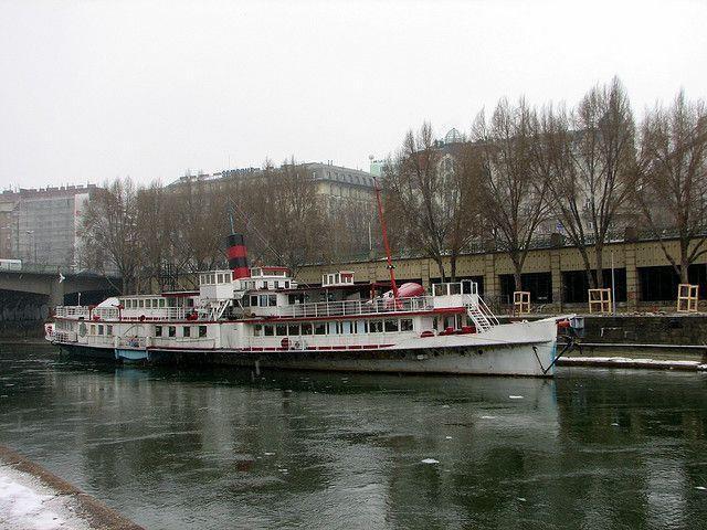 Das Clubschiff Johann Strauß