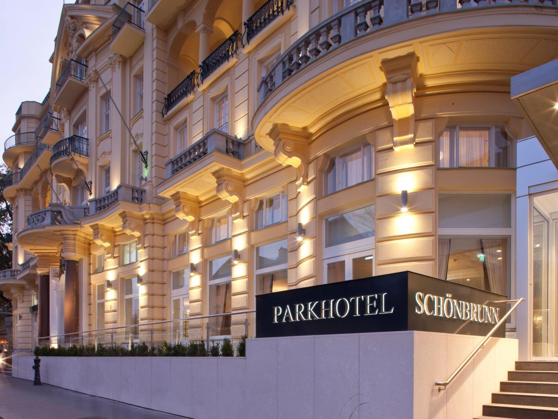 Schön wie zu Kaisers Zeiten: Das generalrenovierte Parkhotel Schönbrunn