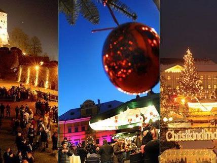 Traumhafte Weihnachtsmärkte in Österreich