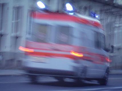 Schwerer Unfall im Burgenland