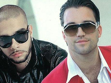 Timati und DJ Antoine landeten den Sommerhit 2011.