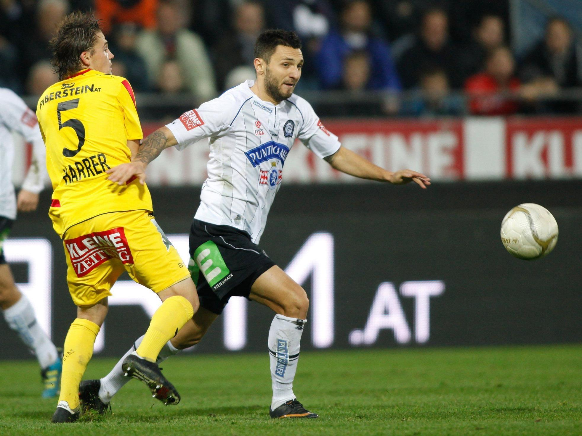 Bodul traf in Minute 96 zum 1:0-Erfolg gegen Schlusslicht KSV.