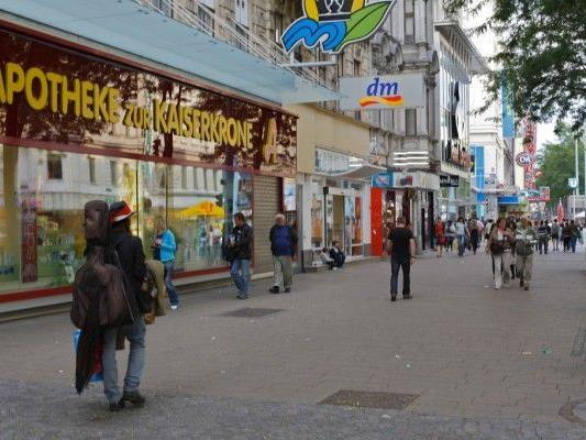 Für die Fußgängerfreundlichkeit der Mariahilfer Straße gibt es derzeit viele Pläne