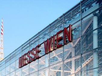 Die Wiener Messe ist ziemlich ausgelastet im November.