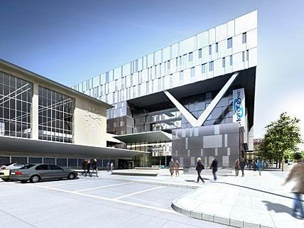 Das neue Motel One Wien-Westbahnhof ist ein günstiges Hotel in bester Lage