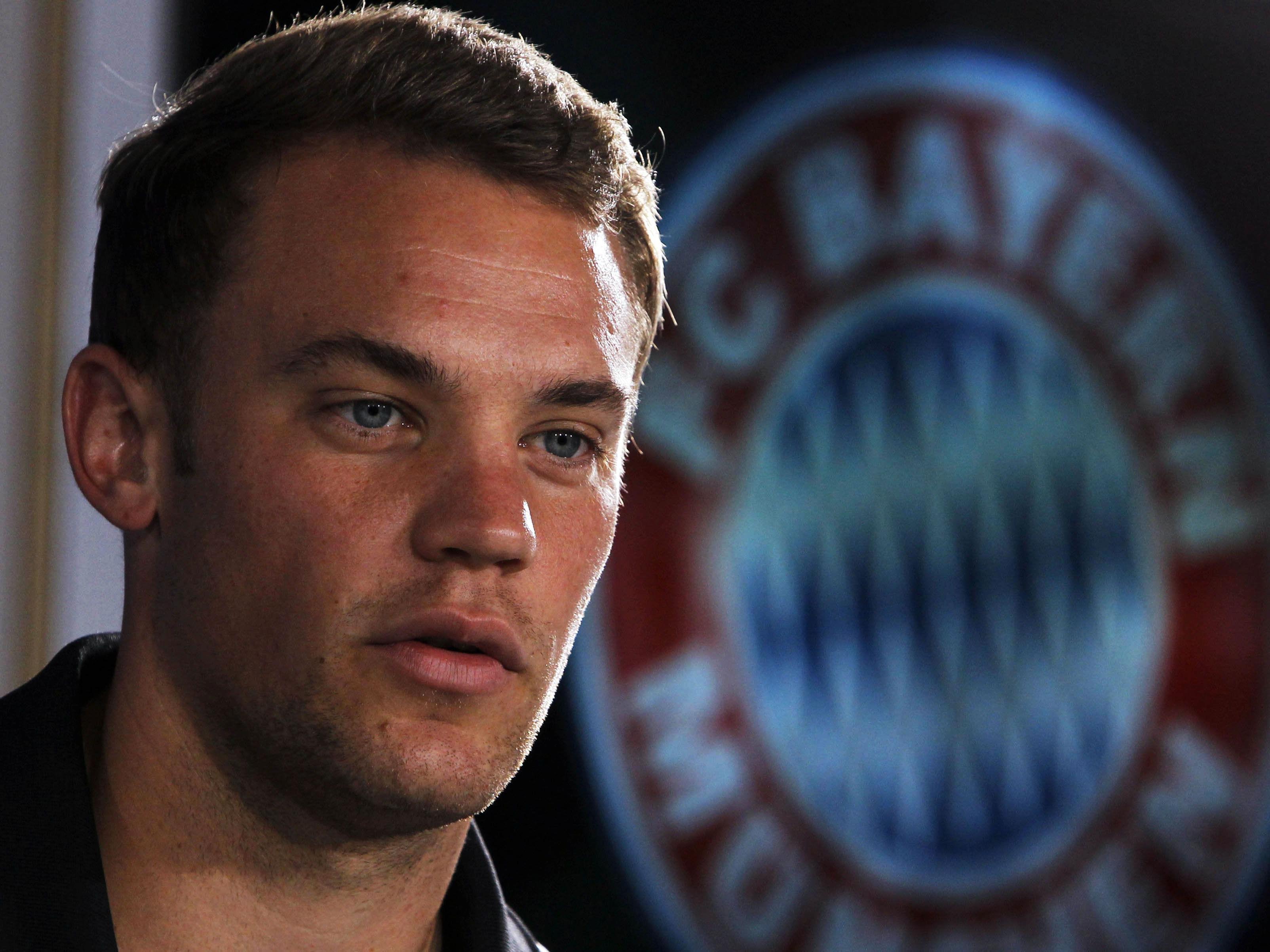 In die Wohnung von Manuel Neuer, Torwart beim FC Bayern, in München, wurde eingebrochen.