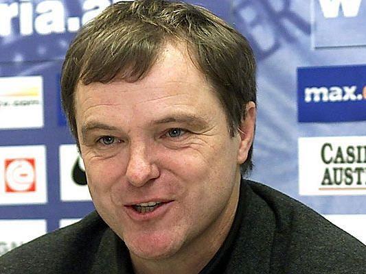 EX-GAK-Präsident Peter Svetits wurde festgenommen.