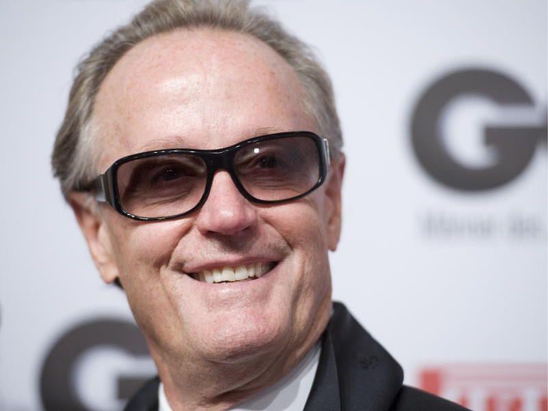 Peter Fonda 2011 bei der Verleihung des GQ-Männer-Preises.