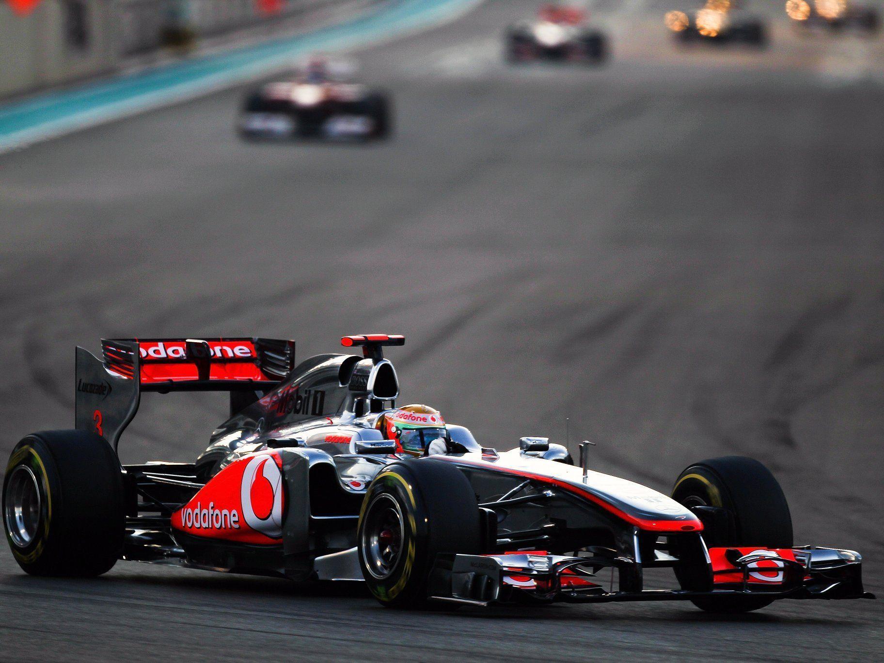 Hamilton siegt in Abu Dhabi