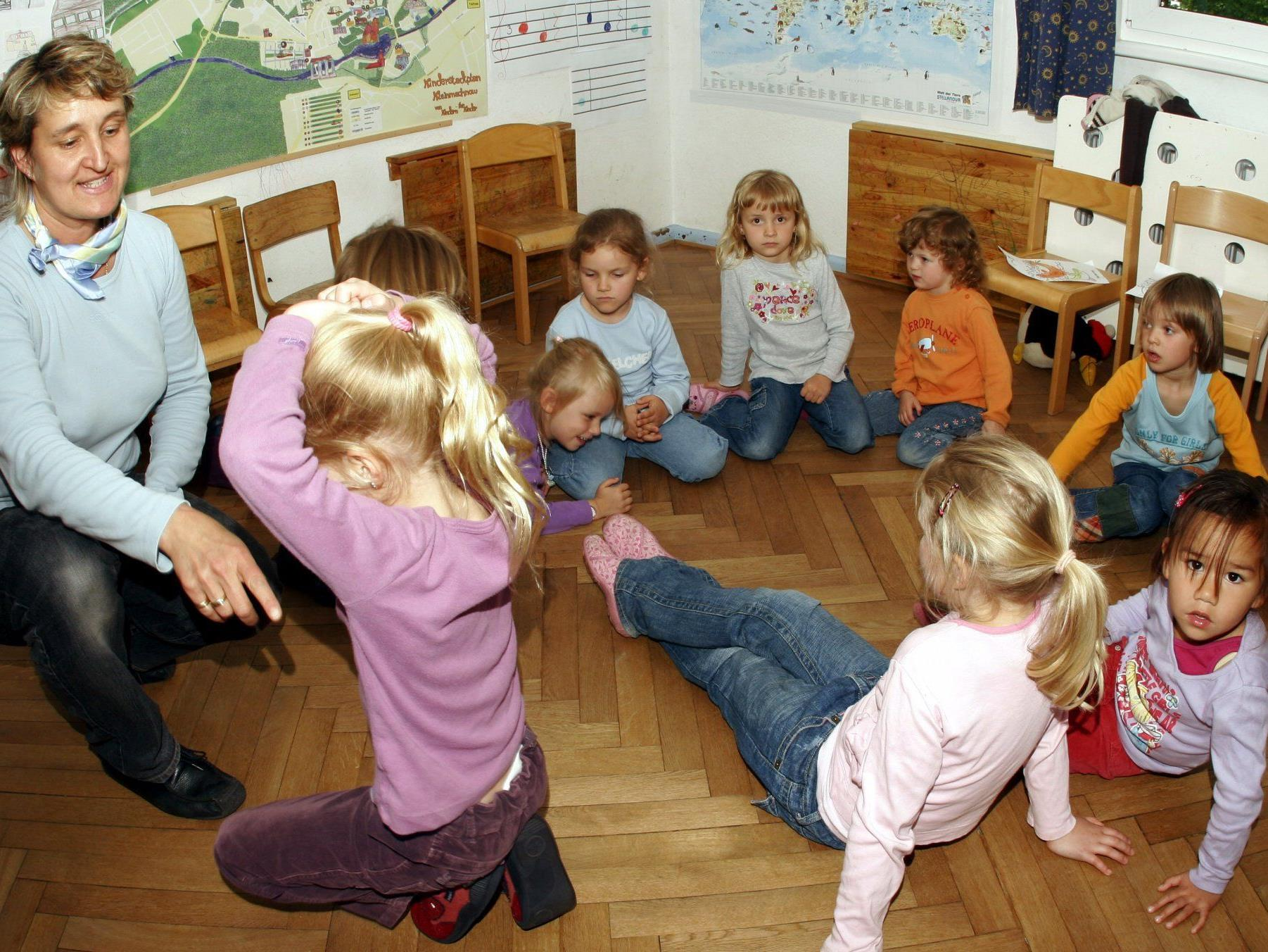 Eine neue Vereinbarung zwischen Bund und Stadt Wien soll die Kinderbetreuung optimieren.