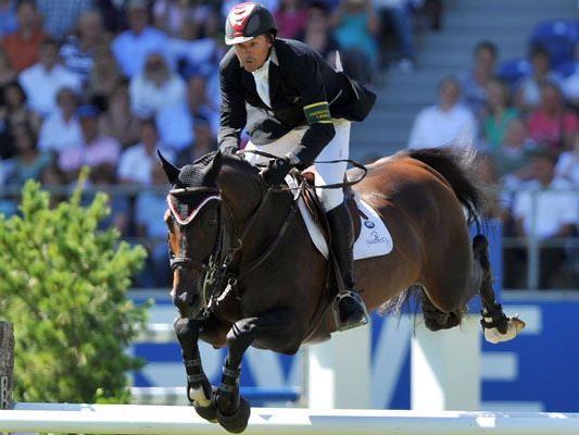 Hickstead, das Pferd von Eric Lamaze, starb nach dem Pacours in Verona.
