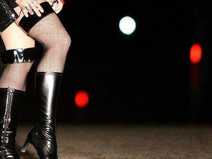 Die Straßenprostitution verlagert sich in den Wiener Prater.