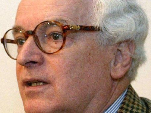 Paul Schulmeister während einer Pressekonferenz am 29. Mai 2006 in Wien (Archivbild)
