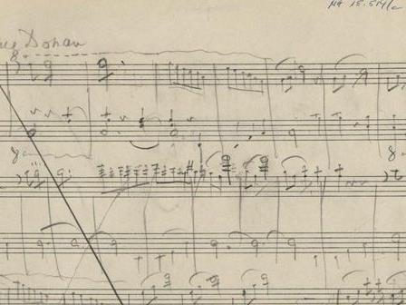 Der wohl berühmteste Walzer von Johann Strauss: An der schönen blauen Donau