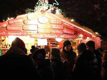Die Wiener Adventmärkte gelten als sicher.