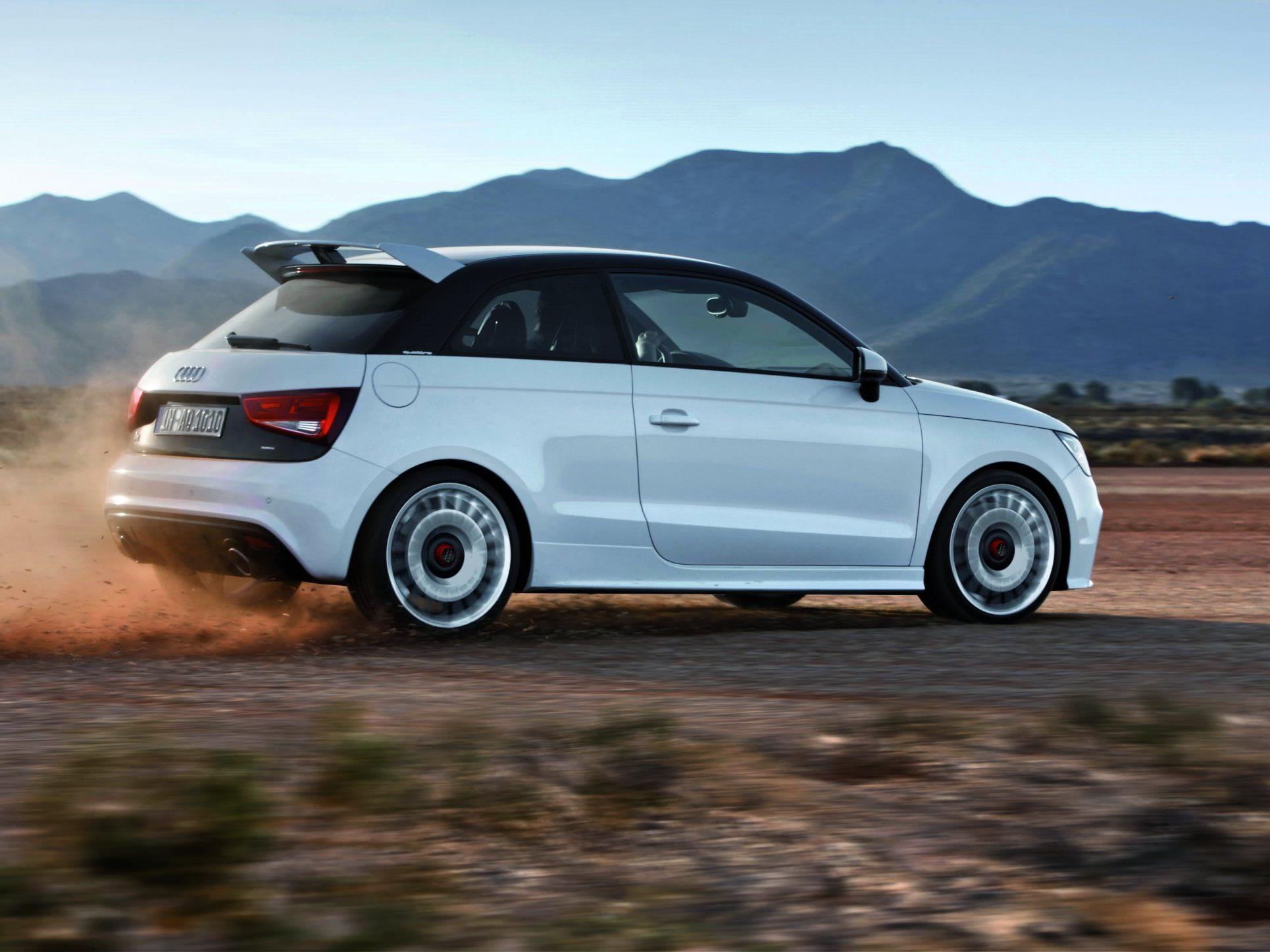 Ab Sommer 2012 soll der Audi A1 quattro erhältlich sein.