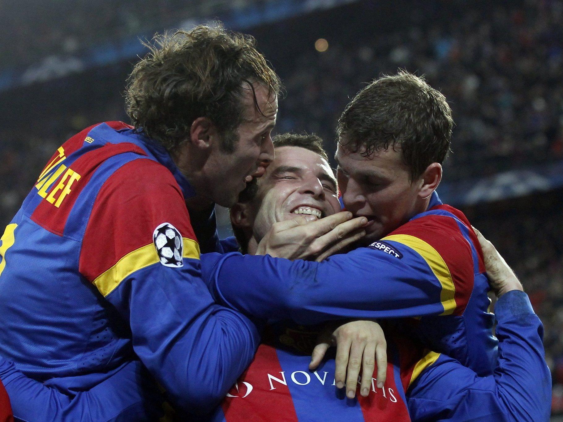 Der FC Basel hat seine Chance genutzt. Die Clubs aus Manchester enttäuschten dagegen ihre Fans.