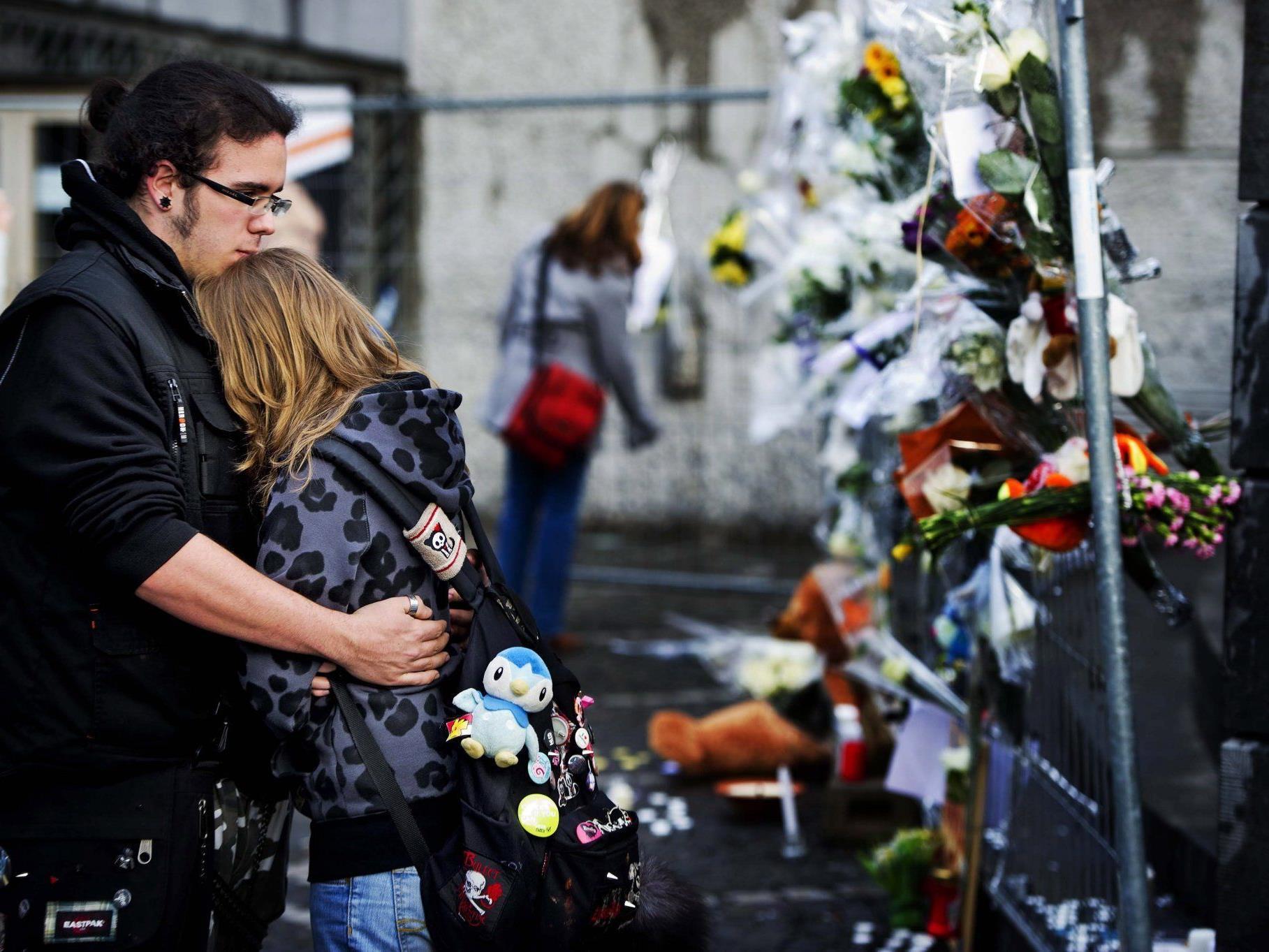 Lüttich trauert um die Opfer.