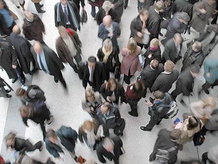 Nach aktuellen Erhebungen der Statistik Austria leben in Österreich 8,43 Millionen Menschen