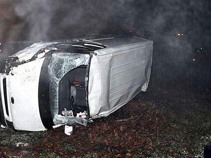 Der Unfall ereignete sich im Bezirk Deutschlandsberg