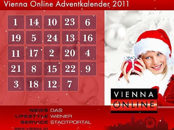 Wir gratulieren allen glücklichen Gewinnern des Vienna Online Adventkalenders.