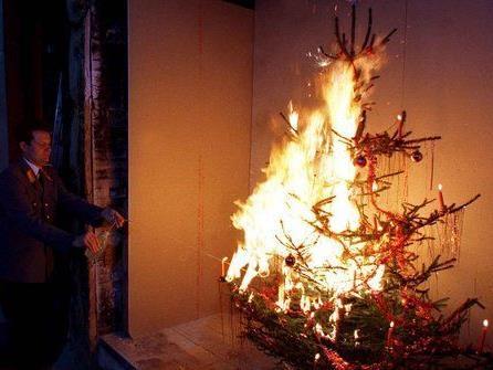 Eine nicht abgebrannte Wohnung macht einfach mehr Freude!