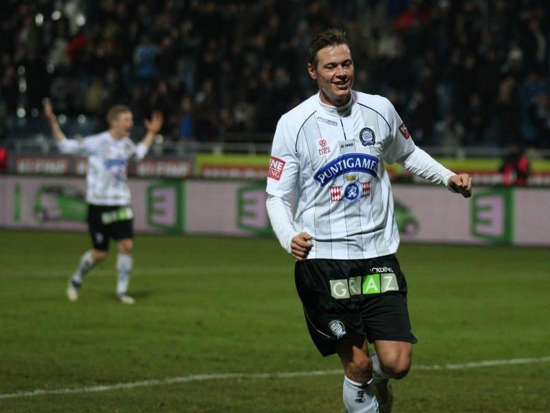 5:1-Heimerfolg für die Steirer: Sturm Graz spielten eine sehr gute Partie.
