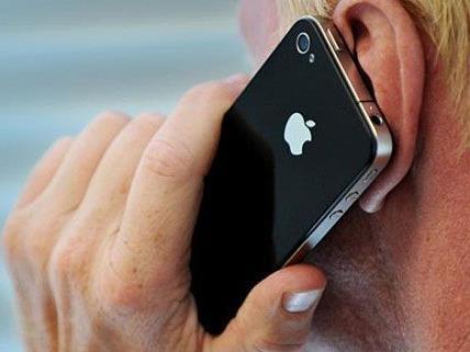 iPhones sind eine beliebte Diebesbeute- auch in Wien-Leopoldstadt