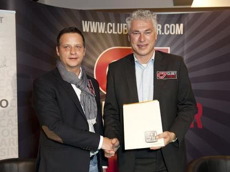 Toni Polster unterzeichnet Vertrag mit Pokerplattform Club7Poker.